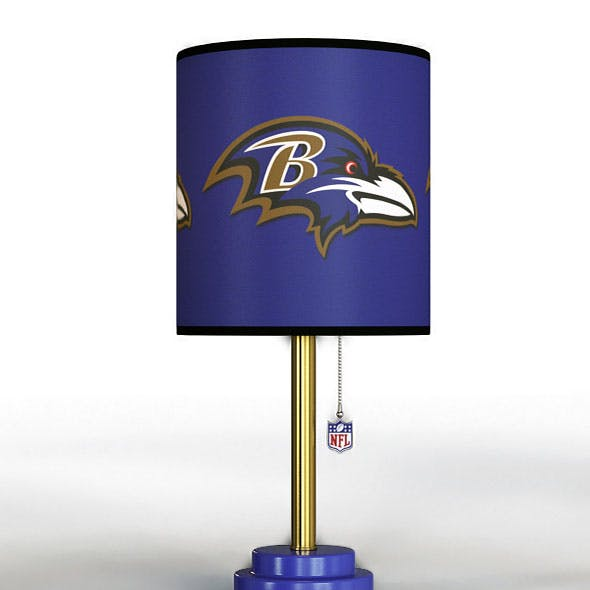 NFL Table Lamp