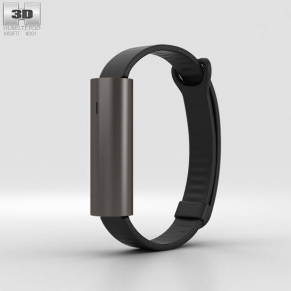 Misfit Ray Carbon Black - 3DOcean Item for Sale