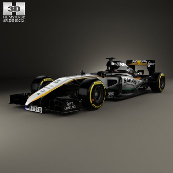 Force India VJM09 2016