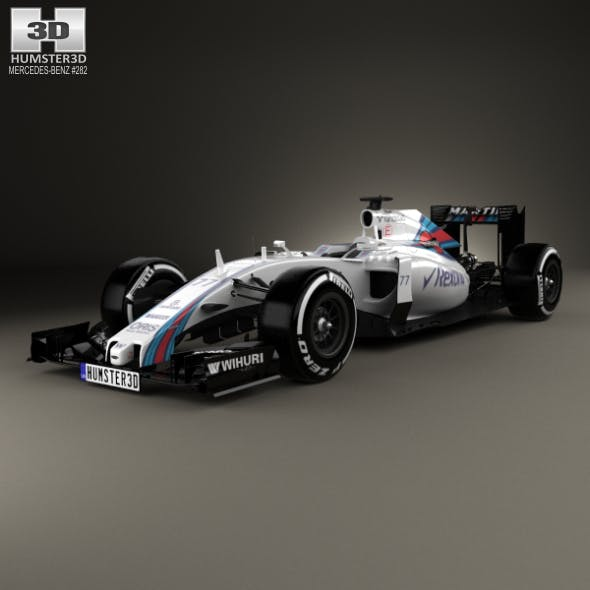Williams FW38 2016