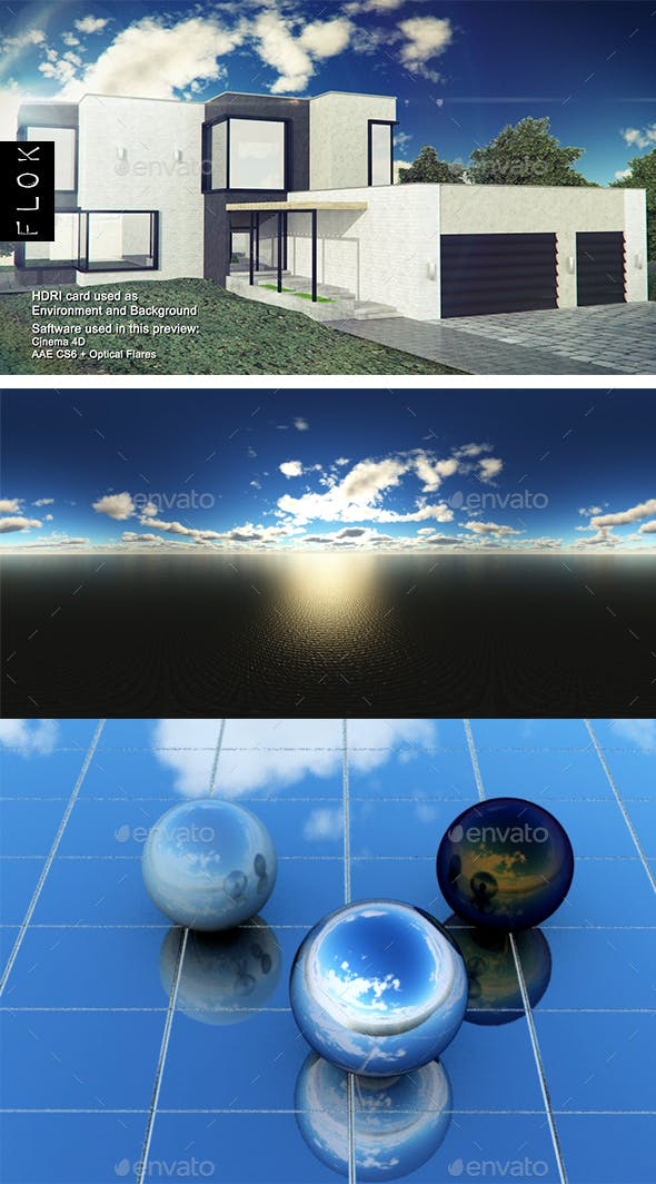 Daylight Sea 9 - 3DOcean Item for Sale