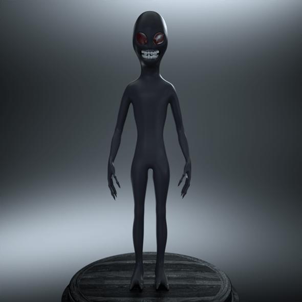 NightDemon - 3DOcean Item for Sale