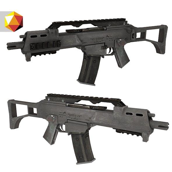 G36C - 3DOcean Item for Sale