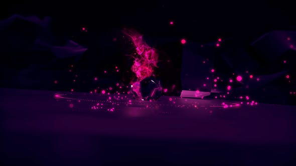 Broken rock animation - 3DOcean Item for Sale