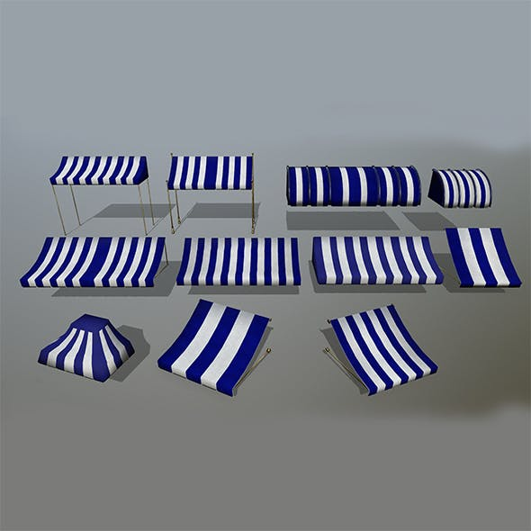 awning - 3DOcean Item for Sale