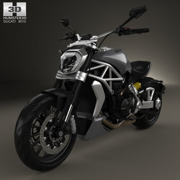 Ducati XDiavel 2016 - 3DOcean Item for Sale