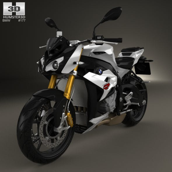 BMW S1000R 2015 - 3DOcean Item for Sale