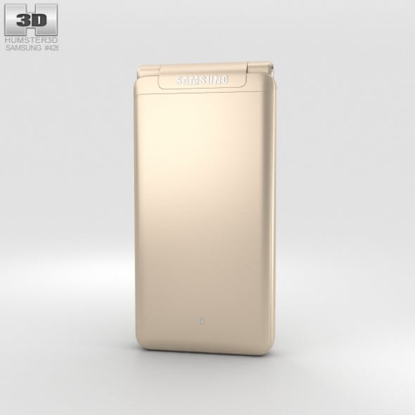 Samsung Galaxy Folder 2 Gold