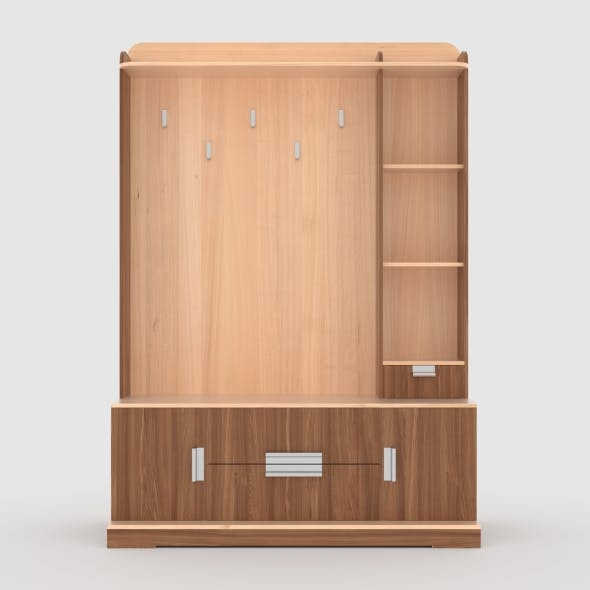 hallway 2 - 3DOcean Item for Sale