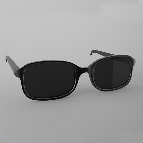 Highpoly Glasses - Sunglasses