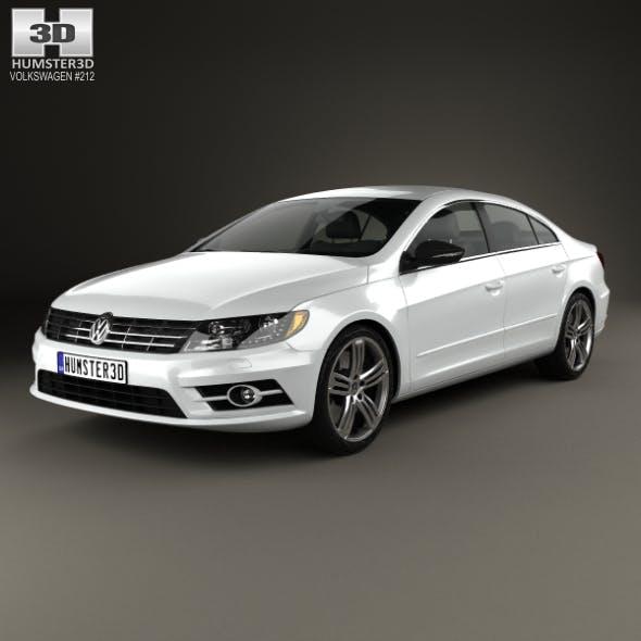 Volkswagen CC R-Line 2013 - 3DOcean Item for Sale