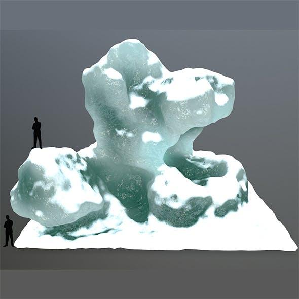 ice rock - 3DOcean Item for Sale