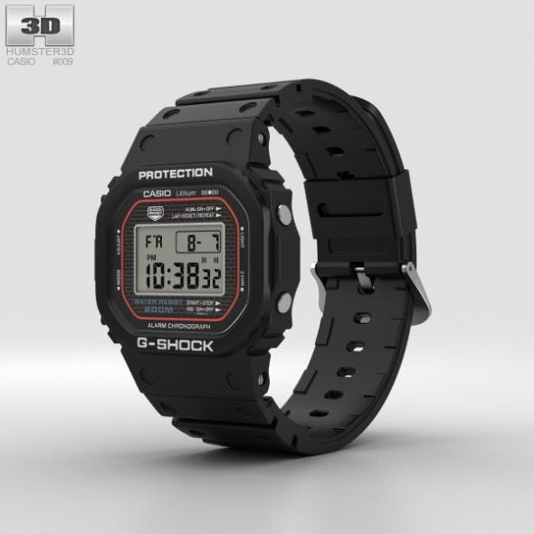 Casio G-Shock DW-5000
