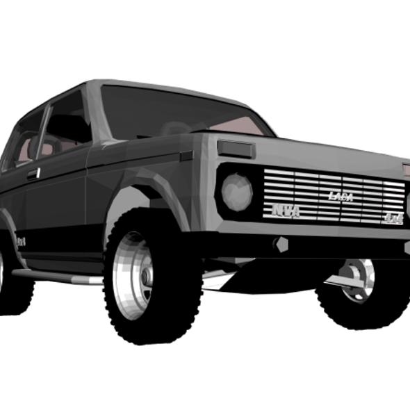 Lada Niva 21213