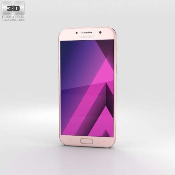 Samsung Galaxy A5 (2017) Peach Cloud - 3DOcean Item for Sale