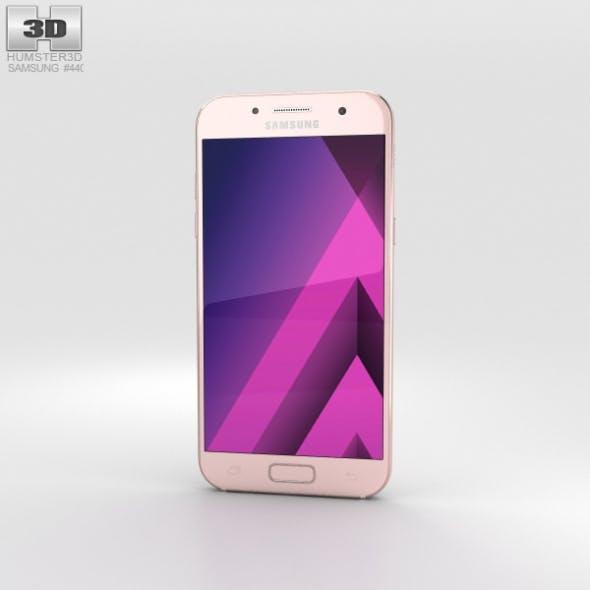 Samsung Galaxy A7 (2017) Peach Cloud - 3DOcean Item for Sale