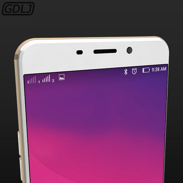 Oppo R9 Plus Gold