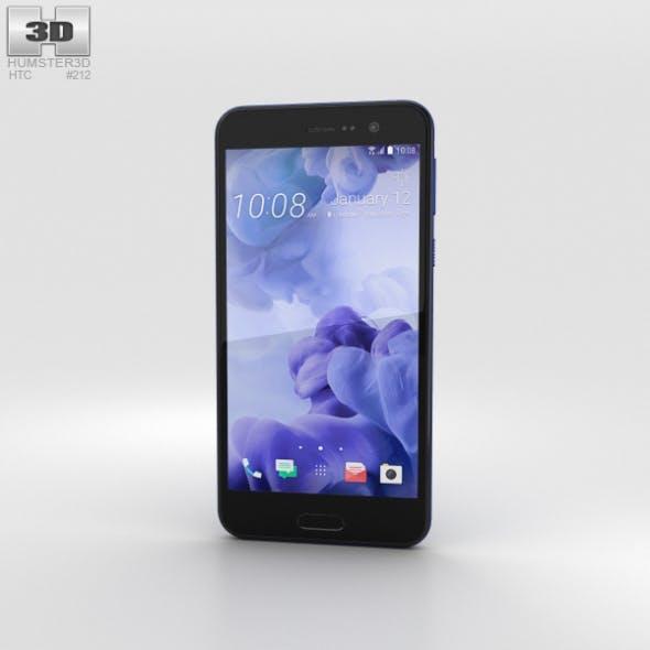 HTC U Play Sapphire Blue - 3DOcean Item for Sale