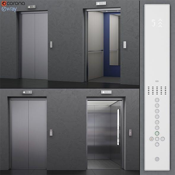 Elevator Kone MONOSPACE 500
