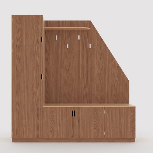 hallway 5 - 3DOcean Item for Sale