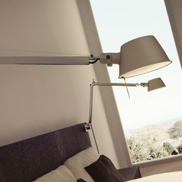 Artemide Tolomeo Wall Mini