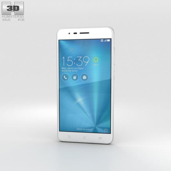 Asus Zenfone 3 Zoom Glacier Silver - 3DOcean Item for Sale