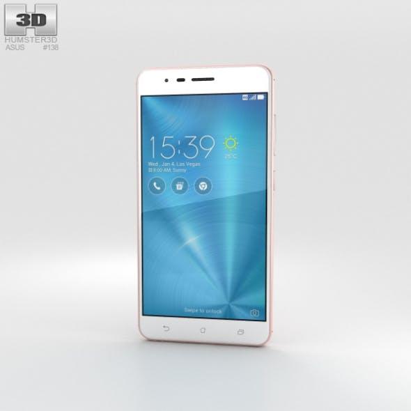 Asus Zenfone 3 Zoom Rose Gold - 3DOcean Item for Sale