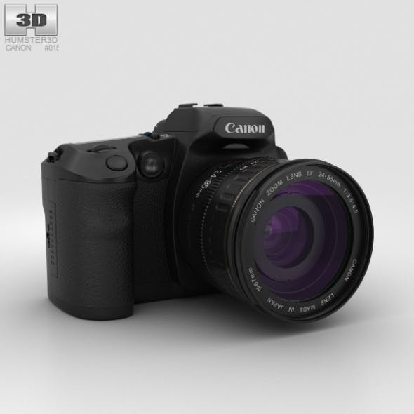 Canon EOS D30 - 3DOcean Item for Sale