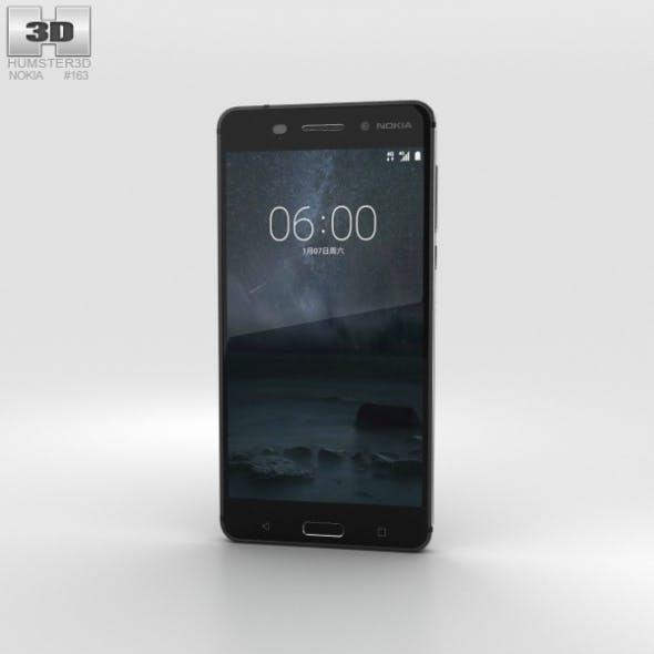 Nokia 6 - 3DOcean Item for Sale