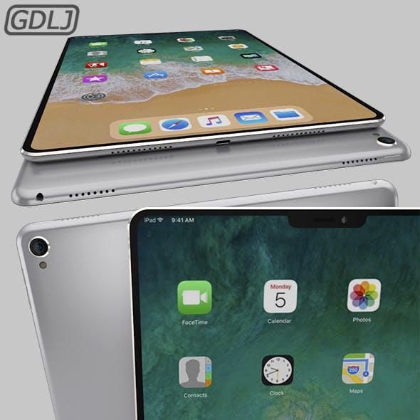 iPad Pro X Silver