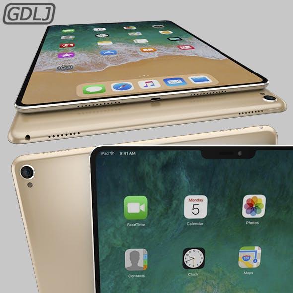 iPad Pro X Gold