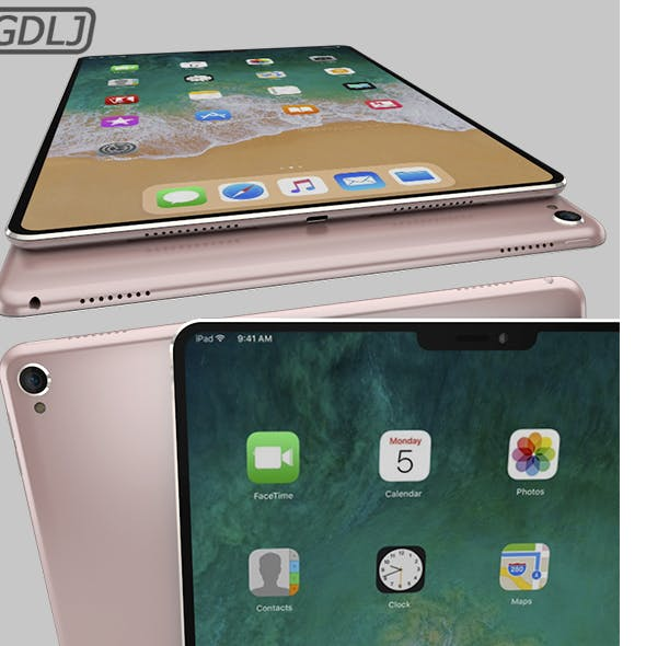 iPad Pro X Rose