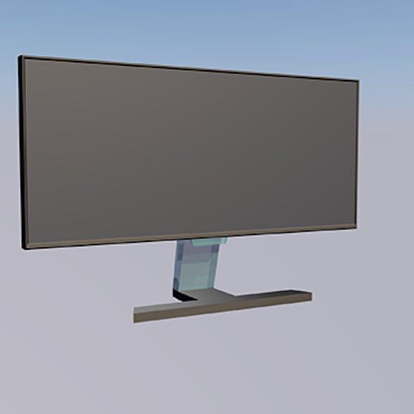 Monitor Samsung (no logo)