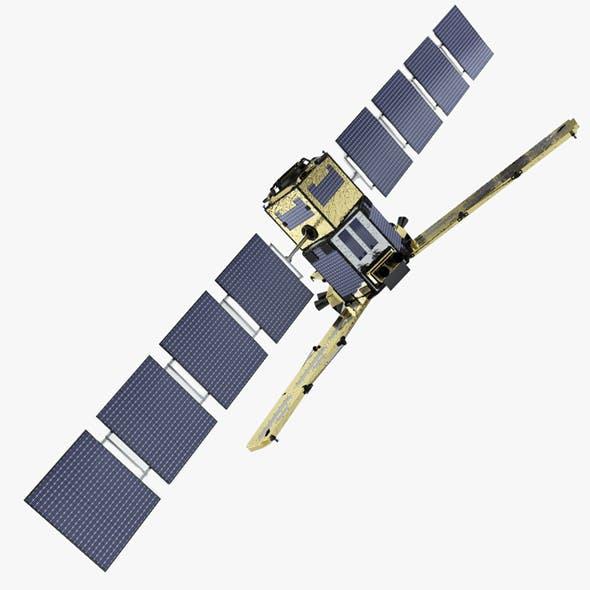 Satellite Smos 1 - 3DOcean Item for Sale