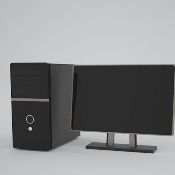 Computer PC Desktop