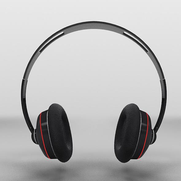 Headphone generic model