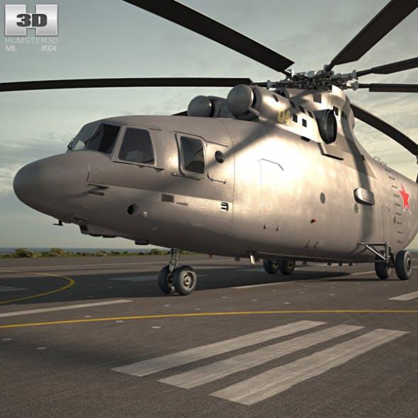 Mil Mi-26 - 3DOcean Item for Sale