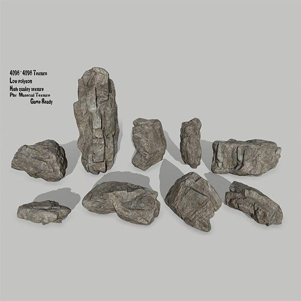 rocks - 3DOcean Item for Sale