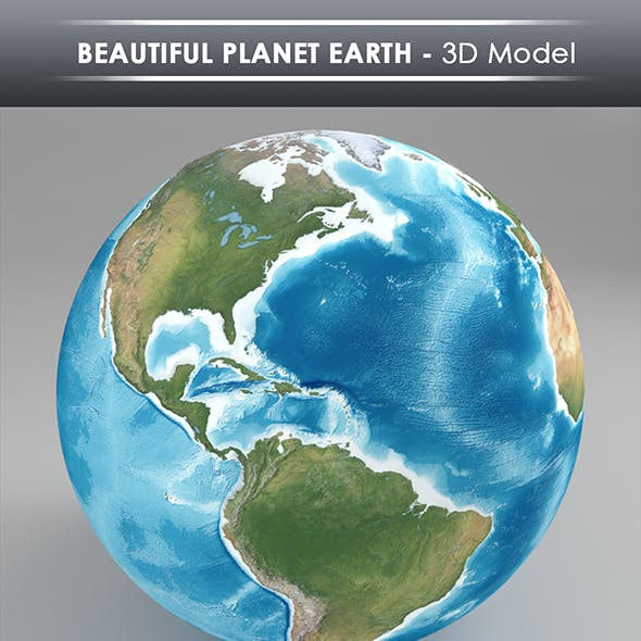 Beautiful Planet Earth