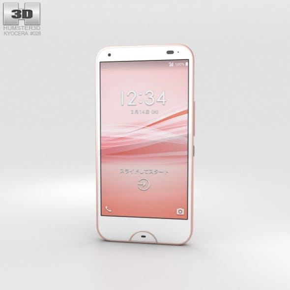 Kyocera Rafre Pink - 3DOcean Item for Sale