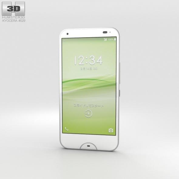 Kyocera Rafre White - 3DOcean Item for Sale