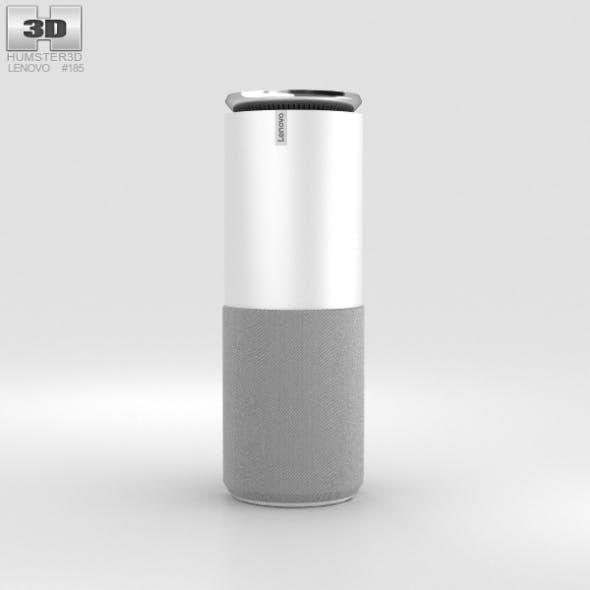 Lenovo Smart Assistant Light Gray - 3DOcean Item for Sale