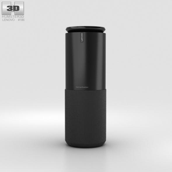 Lenovo Smart Assistant Matte Black - 3DOcean Item for Sale