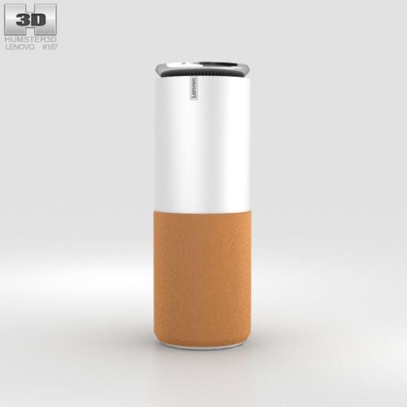 Lenovo Smart Assistant Orange - 3DOcean Item for Sale