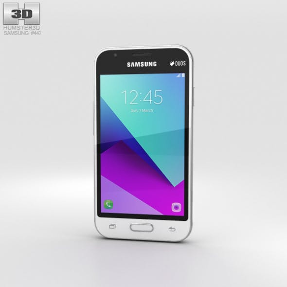 Samsung Galaxy J1 Mini Prime White - 3DOcean Item for Sale