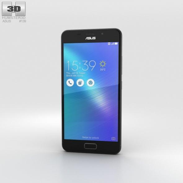 Asus Zenfone 3s Max Black