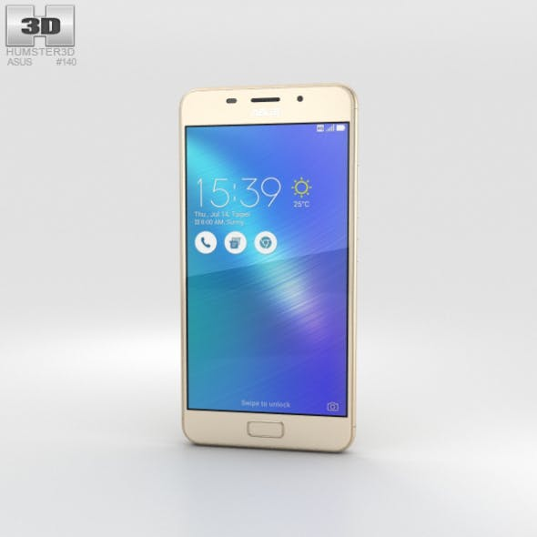 Asus Zenfone 3s Max Gold