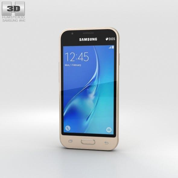 Samsung Galaxy J1 Nxt Gold