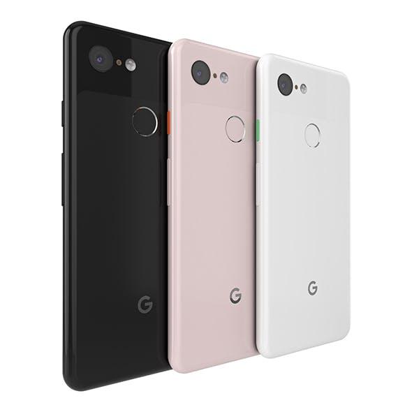 Google Pixel 3 All color