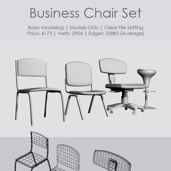 Business Chair Set
